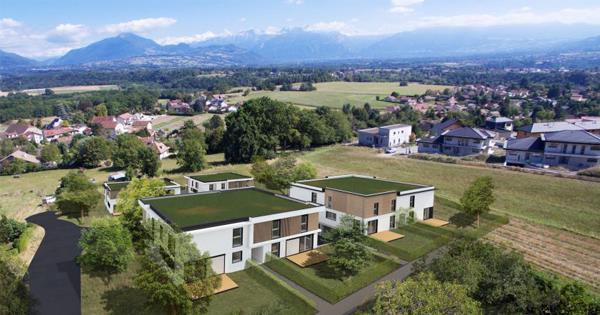 Programme immobilier neuf à Vetraz-Monthoux