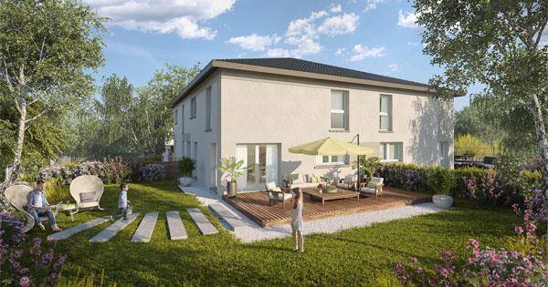 Programme immobilier neuf à Veigy Foncenex