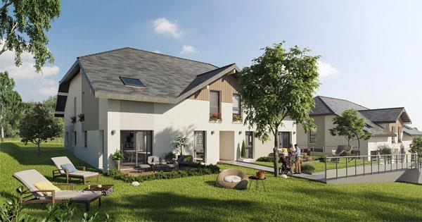 Programme immobilier neuf à Grésy sur Aix
