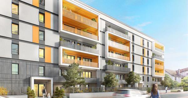Programme immobilier neuf à Annemasse