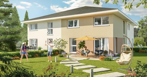Programme immobilier neuf à Marcellaz en Faucigny