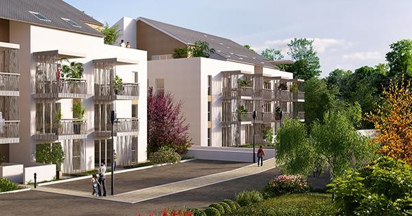 Programme immobilier neuf à Rumilly
