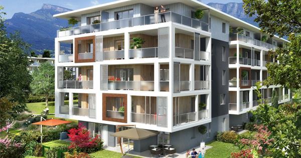 Programme immobilier neuf à La Ravoire Vendu