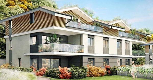 Programme immobilier neuf à Saint-Pierre-en-Faucigny