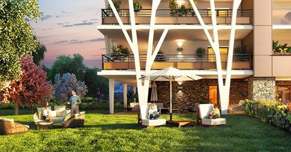 Programme immobilier neuf à Divonne-les-Bains Vendu