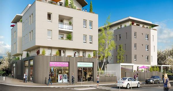 Programme immobilier neuf à Barberaz