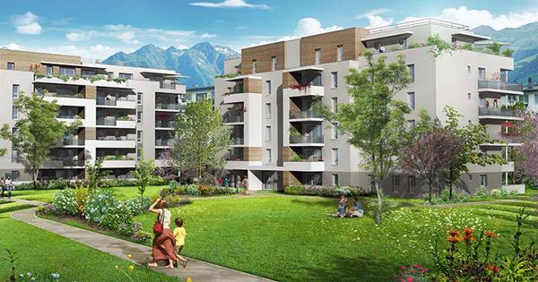 Programme immobilier neuf à Albertville