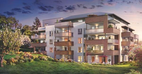 Programme immobilier neuf à Seynod