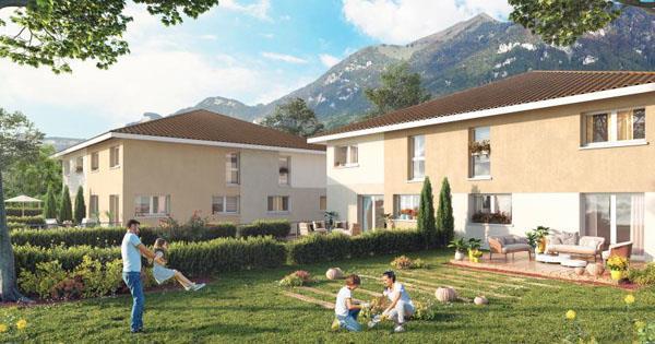 Programme immobilier neuf à Vougy