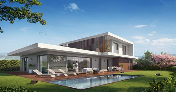 Programme immobilier neuf à Prévessin-Moens
