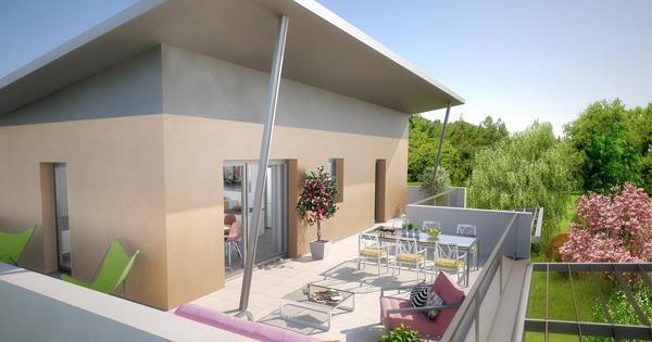 Programme immobilier neuf à Saint Julien en Genevois