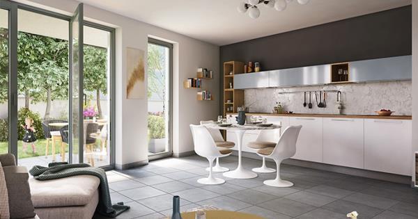 Programme immobilier neuf à Aix les Bains