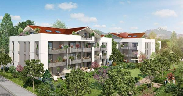 Programme immobilier neuf à Reignier Esery