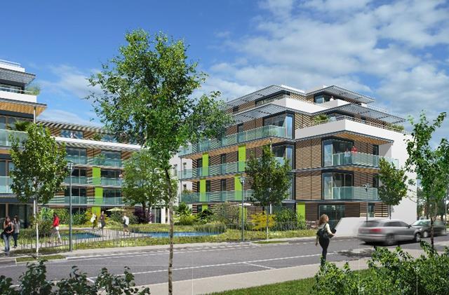Programme immobilier neuf à Saint Alban Leysse