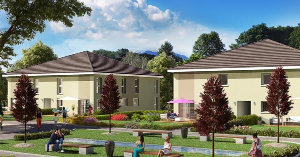 Programme immobilier neuf à Alby-sur-Chéran