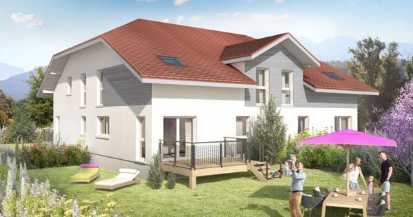 Programme immobilier neuf à Saint Jorioz