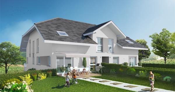 Programme immobilier neuf à Sillingy