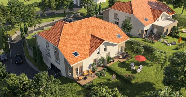 Programme immobilier neuf à Vetraz Monthoux