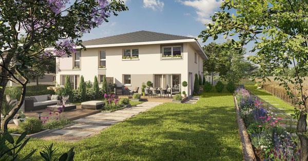 Programme immobilier neuf à Douvaine
