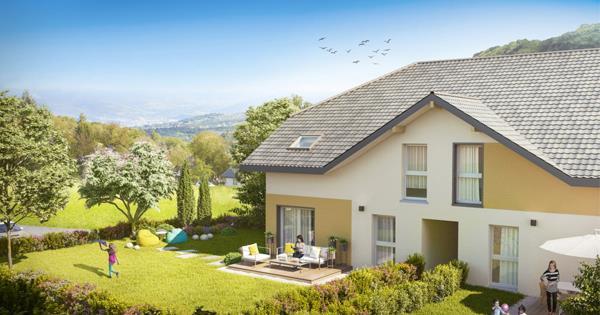 Programme immobilier neuf à Vimines