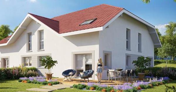 Programme immobilier neuf à Vétraz-Monthoux