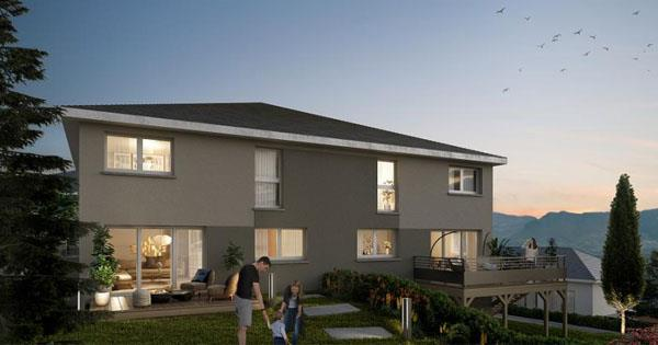 Programme immobilier neuf à Vovray en Bornes