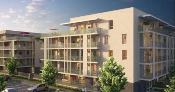 Programme immobilier neuf à Bassens