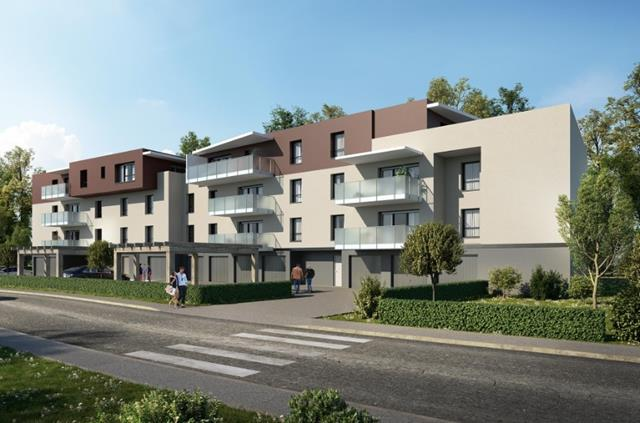 Programme immobilier neuf à Gilly sur Isère