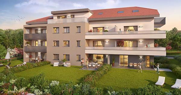 Programme immobilier neuf à Étaux
