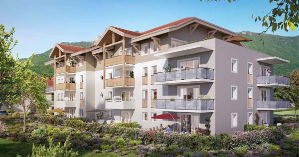 Programme immobilier neuf à Doussard