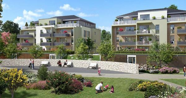 Programme immobilier neuf à Ferney Voltaire