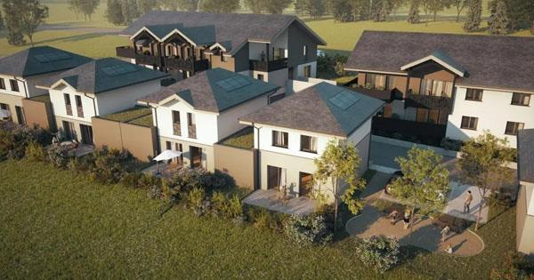 Programme immobilier neuf à Cranves-Sales