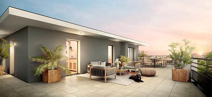 Programme immobilier neuf à Thonon-les-Bains