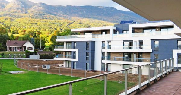 Programme immobilier neuf à Thoiry