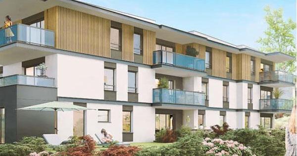 Programme immobilier neuf à Etrembières