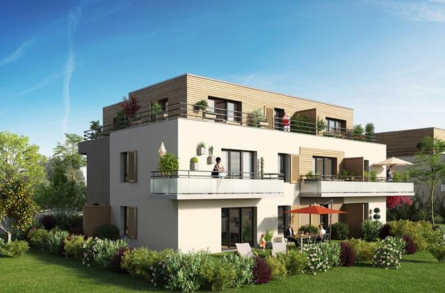 Programme immobilier neuf à Ornex