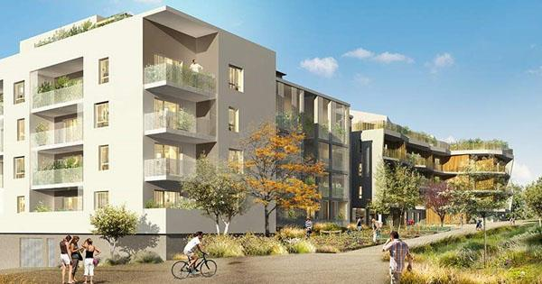 Programme immobilier neuf à Cognin