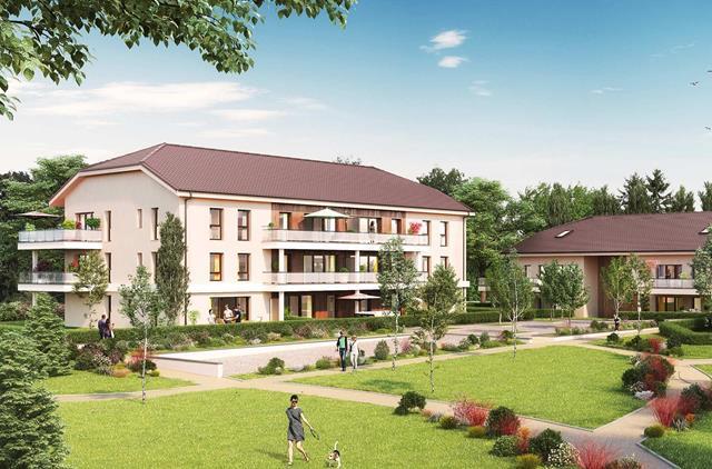 Programme immobilier neuf à Crozet