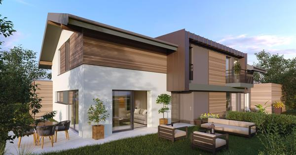 Programme immobilier neuf à Villy-le-Peloux