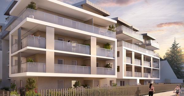 Programme immobilier neuf à Chambéry