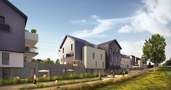 Programme immobilier neuf à Chavanod
