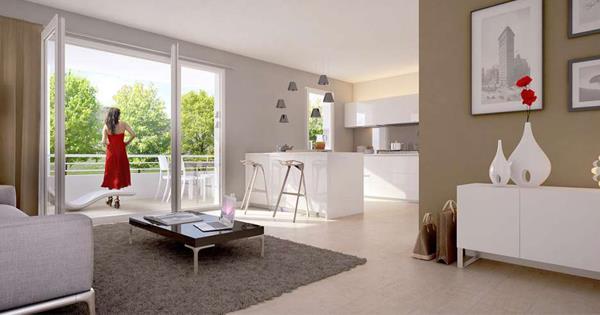 Programme immobilier neuf à Larringes