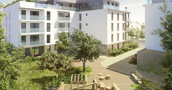Programme immobilier neuf à Ville-la-Grand