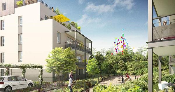 Programme immobilier neuf à la Roche-sur-Foron