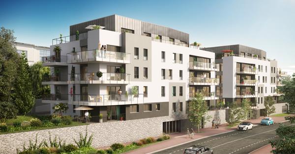 Programme immobilier neuf à Evian les Bains