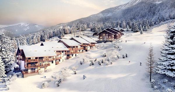 Programme immobilier neuf à Valmorel