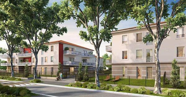 Programme immobilier neuf à Miribel