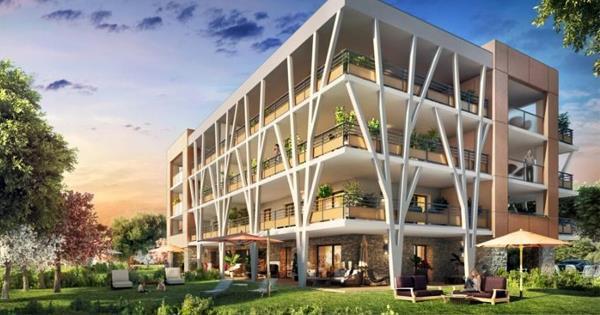 Programme immobilier neuf à Divonne-les-Bains