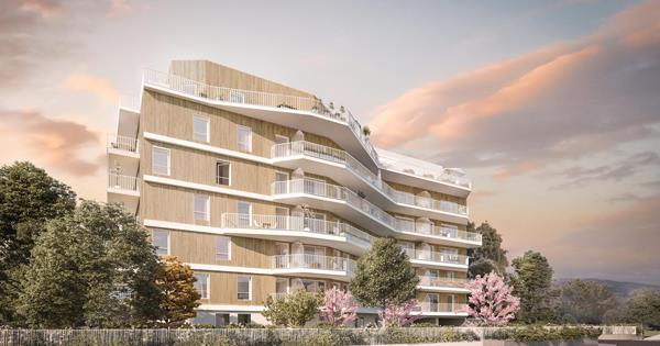 Programme immobilier neuf à Annecy