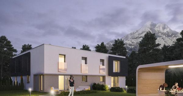 Programme immobilier neuf à Thônes
